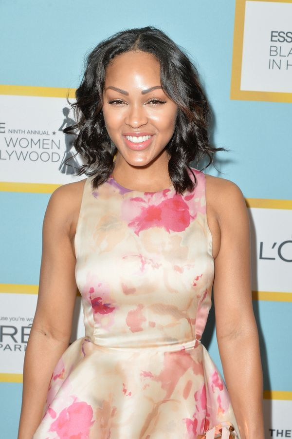 Actress Meagan Good.