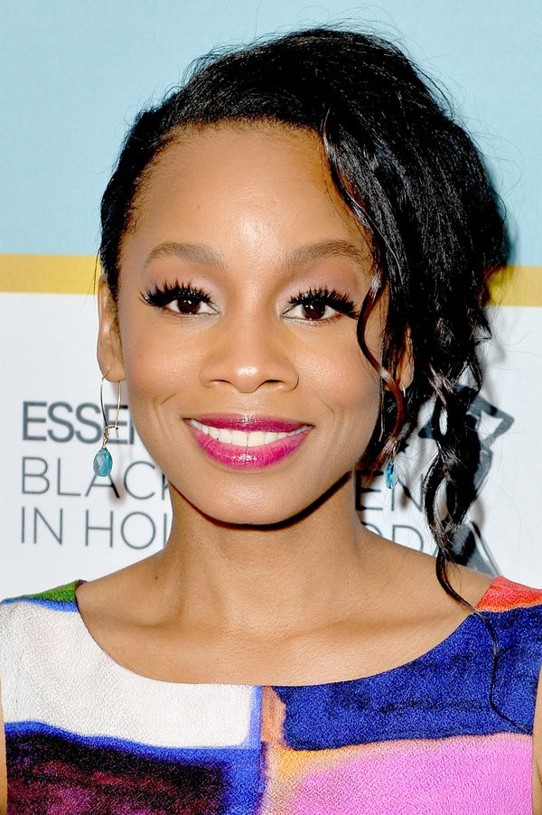Actress Anika Noni Rose.