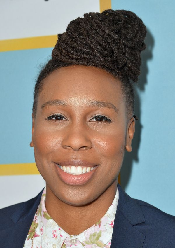 Actress Lena Waithe.
