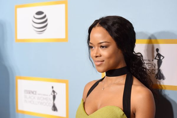 Actress Serayah McNeill.