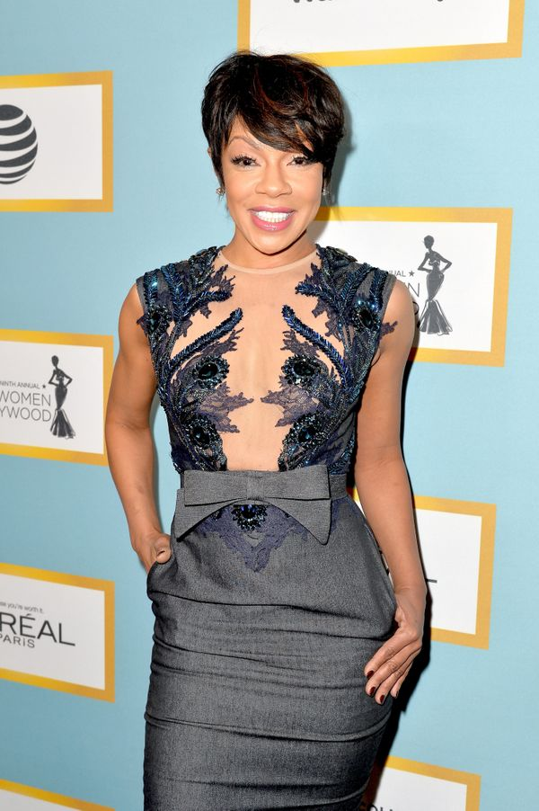 Actress Wendy Raquel Robinson.