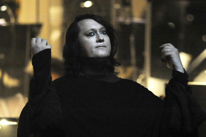 Despite being nominated, Anohni won't be attending the Academy Awards ceremony on Feb. 28, in Los Angeles.
