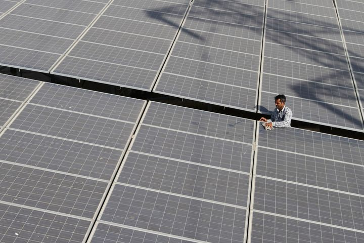India's solar panel subsidies go against international trade law, the World Trade Organization ruled.