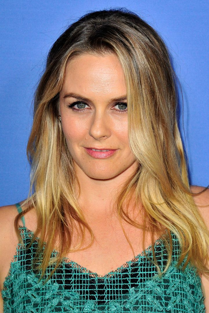 Alicia Silverstone's skincare line Juice Beauty incorporates natural ingredients such as shea butter.