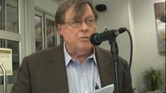 New New Republic owner Win McCormack at McNally Robinson Booksellers in 2009.
