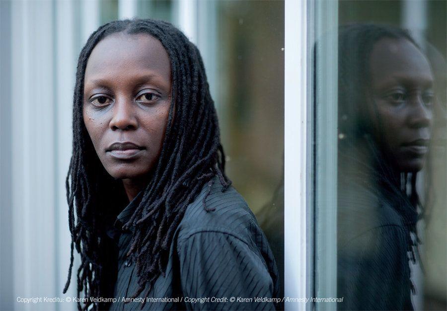 Kasha Jacqueline Nabagesera is a Ugandan LGBTI activist, the founder and executive director of Freedom and Roam Uganda organi