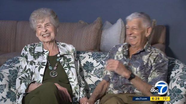 The pair say that sharing a sense of humor has kept them together all these years.