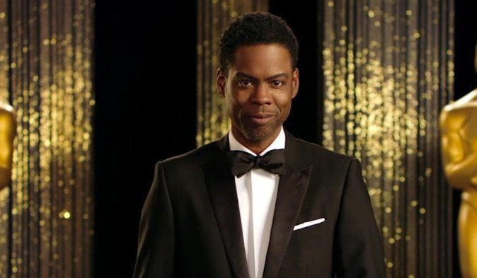 Chris Rock is hosting this year's awards.
