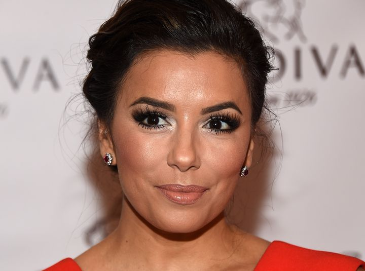 Eva Longoria is the face of the #BrownRibbonCampaign.