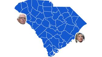 South Carolina Democratic Primary