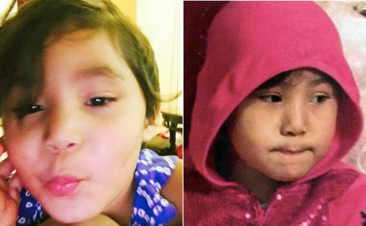Maci Madelyn Lilley, who turned 5on Sunday, had been missing since Friday night.