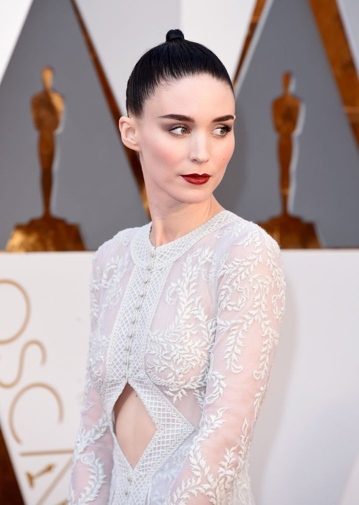 Rooney Mara Oscar Dress Designer