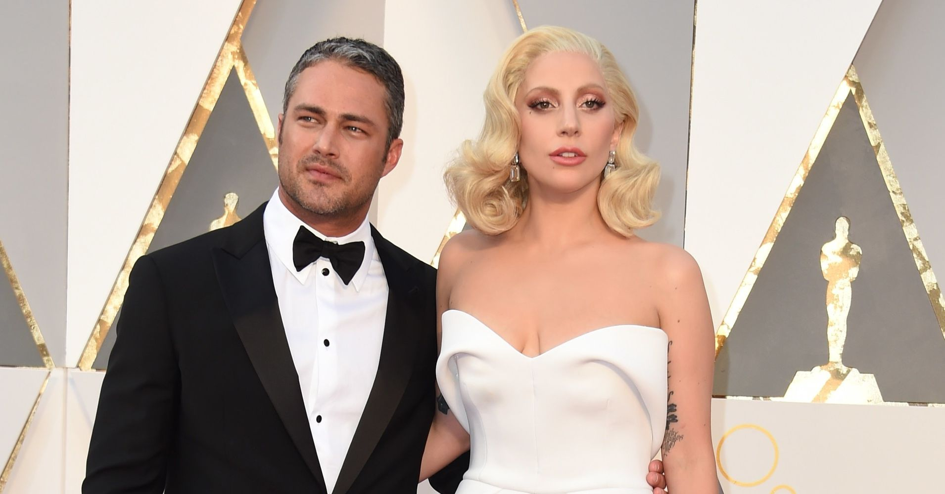 Lady Gaga And Taylor Kinney Give Off Major Wedding Vibes