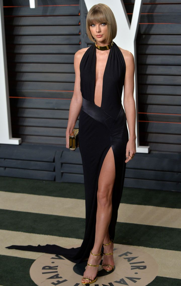 Taylor Swift, Selena Gomez And Lorde Rule The Vanity Fair Oscars ...