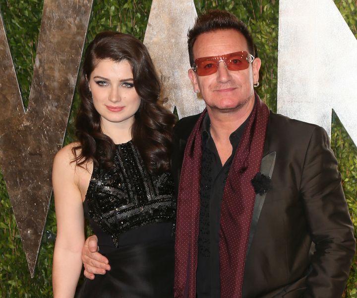Bono's Daughter Eve Hewson Stole The Spotlight At Vanity ...