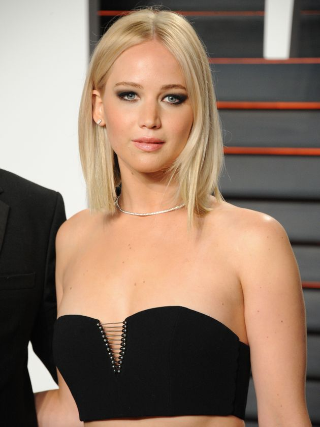 ... Crop Top To Vanity Fair Oscars After-Party | The Huffington Post