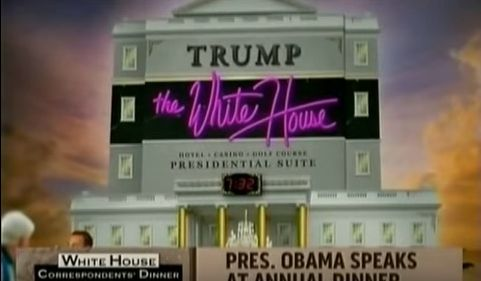 What President Obama thinks a Trump White House might look like.