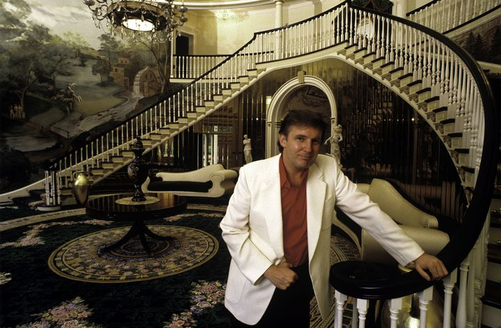 In the 1980s, Donald Trump was much younger, but just as racist as he is now.