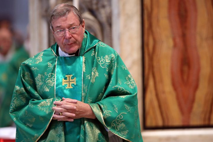 Australian Cardinal George Pell is the highest-ranking Vatican official to testify on Church abuse.