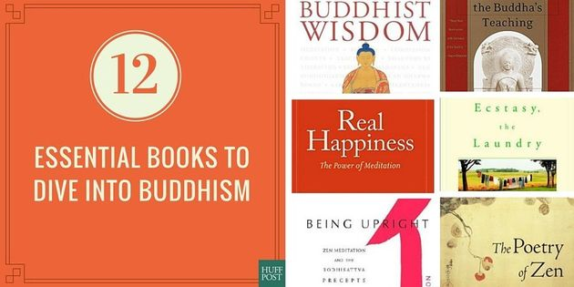 12 Buddhist Books To Read On Your Path To