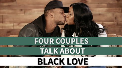 "The beauty of black love is boundless and HuffPost Black Voices wanted to highlight that by <a href=""https://www.huffpost.com"