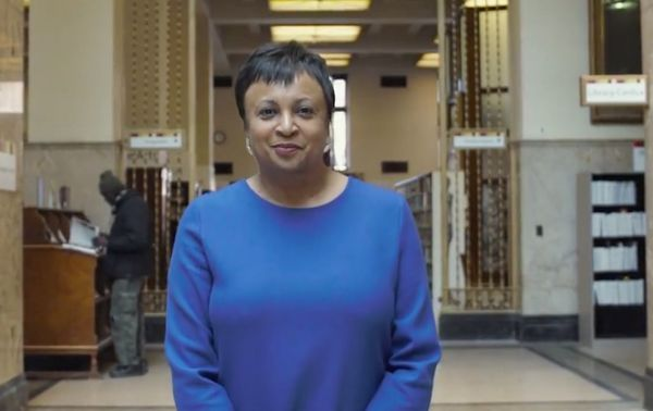 Dr. Carla Hayden was appointed by President Barack Obama this month as the 14th Librarian of Congress -- a moment that made h