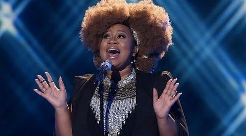 """""""American Idol"""" contestant La'Porsha Renae <a href=""""https://www.huffpost.com/entry/american-idol-contestant-laporsha-renae-ri"""