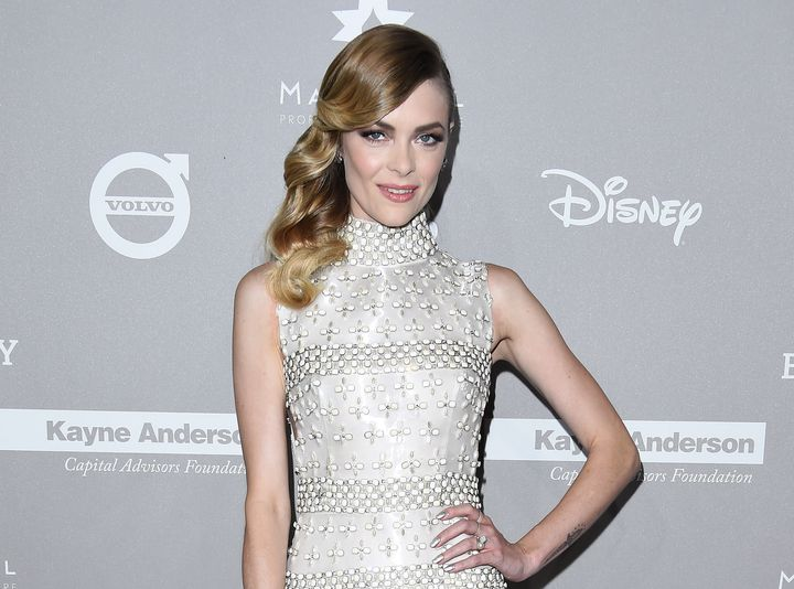 Actress Jaime King attends the 2015 Baby2Baby Gala at 3LABS on Nov.14, 2015 in Culver City, California.