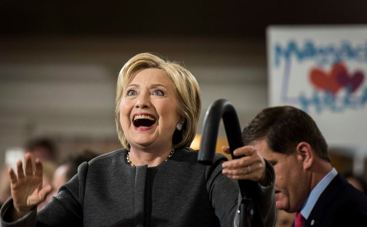 Hillary Clinton won the American Samoa Democratic caucus on Tuesday.