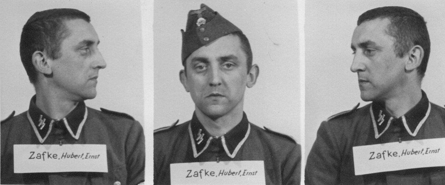 Hubert Zafke, a 95-year-old former Nazi paramedic at the Auschwitz death camp is to stand trial in Germany on Monday. He is a