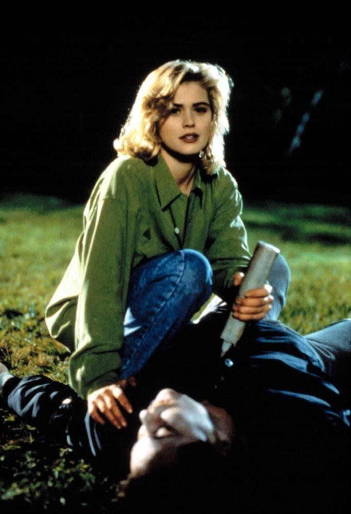 BUFFY THE VAMPIRE SLAYER, Kristy Swanson, 1992, TM & Copyright (c) 20th Century Fox Film Corp. All rights reserved.