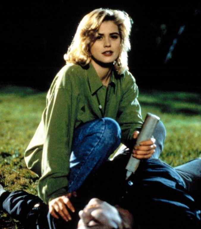 Kristy Swanson is best known as Buffy the Vampire Slayer in the original big-screen version of the acclaimed television show.