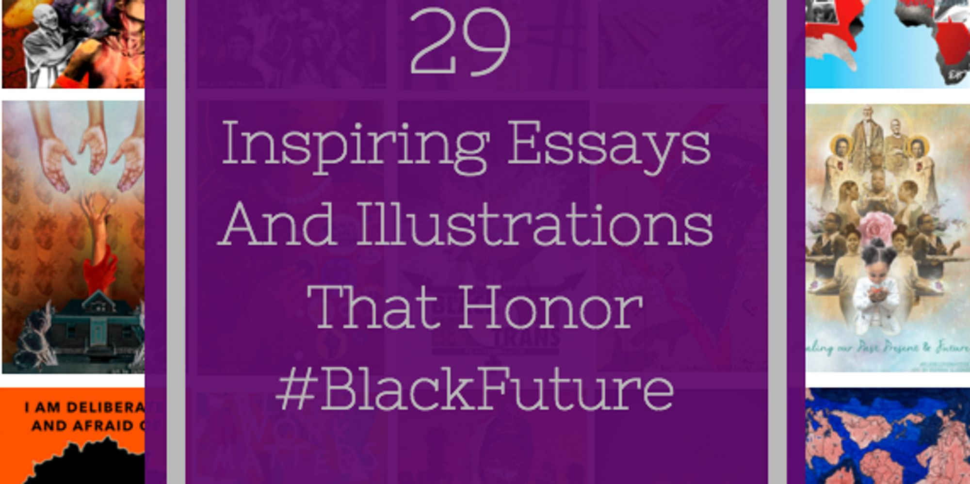 black future month pictures videos breaking news 29 inspiring essays and illustrations that explore the state of black future