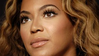 CHICAGO - JULY 17: Beyonce attends the Show Your Helping Hand Campaign Press Conference at the United Center on July 17, 2009 in Chicago, Illinois. (Photo by Paul Warner/WireImage)