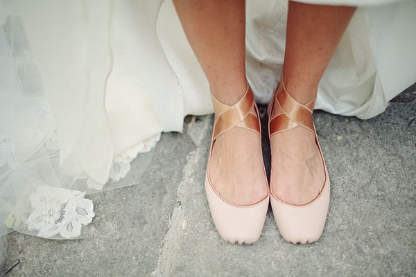 26 Comfy Wedding Shoes For Brides Who Just Can't Deal With Heels ...