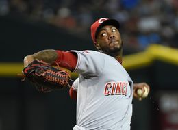 Chapman Receives MLB's First-Ever Domestic Abuse Suspension