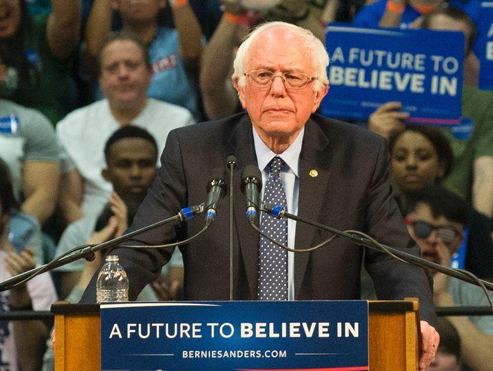 Bernie Sanders won the Democratic caucus in Colorado.