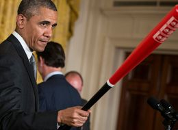 Obama Is Going To A Baseball Game: Rays vs. Cuba At Home
