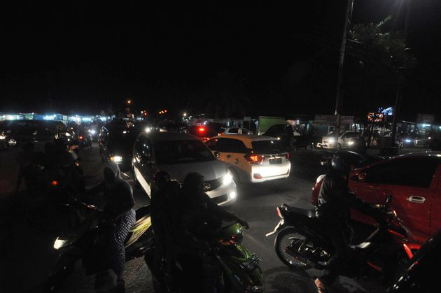 There were no immediate reports of damage, but the shallower a quake, the more dangerous it is. Indonesian...