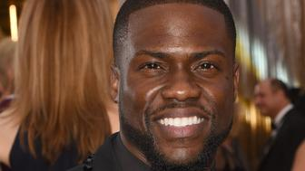 HOLLYWOOD, CA - FEBRUARY 28:  Actor Kevin Hart attends the 88th Annual Academy Awards at the Hollywood & Highland Center on February 28, 2016 in Hollywood, California.  (Photo by C Flanigan/FilmMagic)