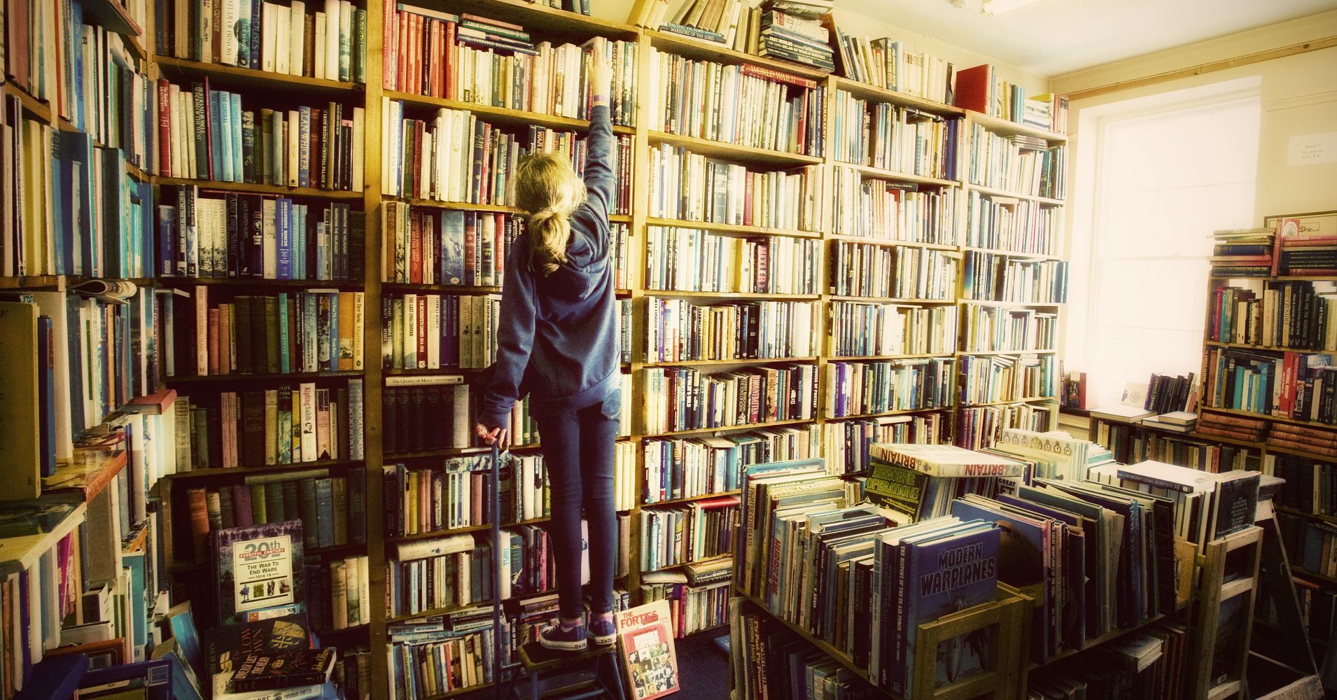 16 Reasons To Be Proud Of Being A Book Hoarder Huffpost