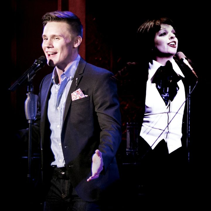 Singer Seth Sikes will honor Liza Minnelli on her 70th birthday in New York.