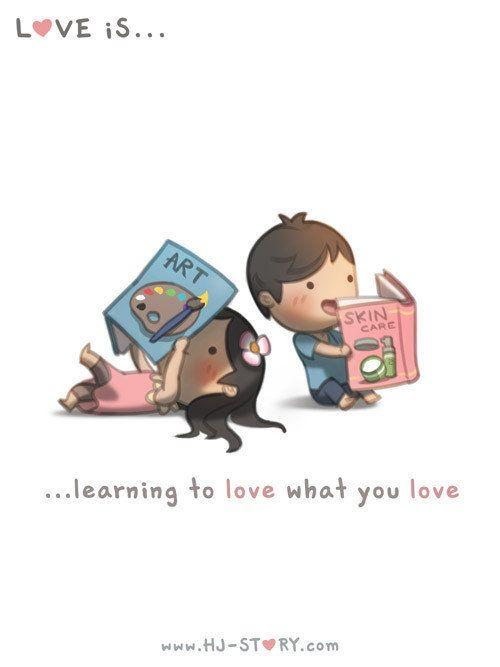 「愛してるってこんなこと」妻への思いをイラストで描いてみたんだ(画像集)