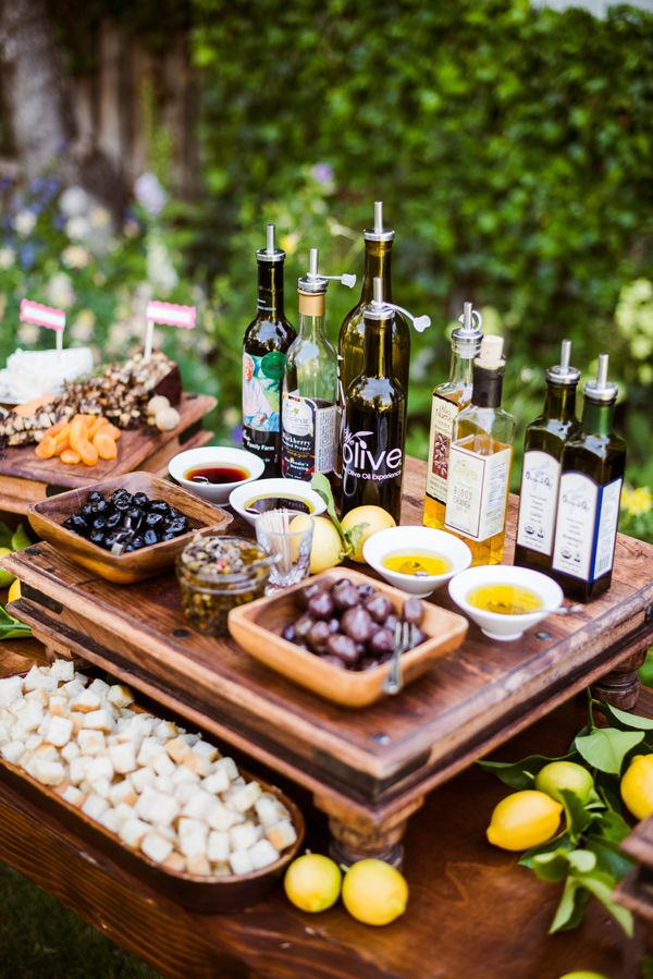 17 Genius Wedding Bar Ideas That Dont Involve Booze Huffpost