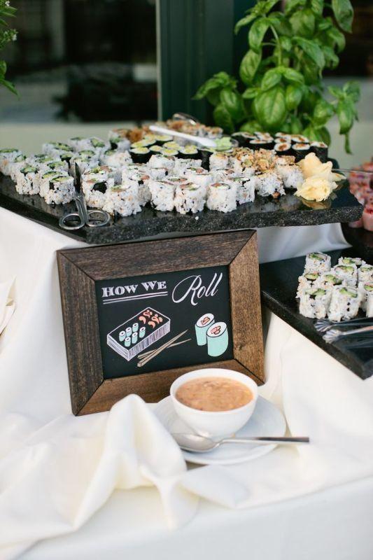 17 Genius Wedding Bar Ideas That Don\'t Involve Booze | HuffPost