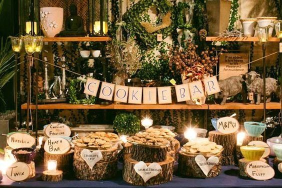 17 Genius Wedding Bar Ideas That Dont Involve Booze Huffpost Life