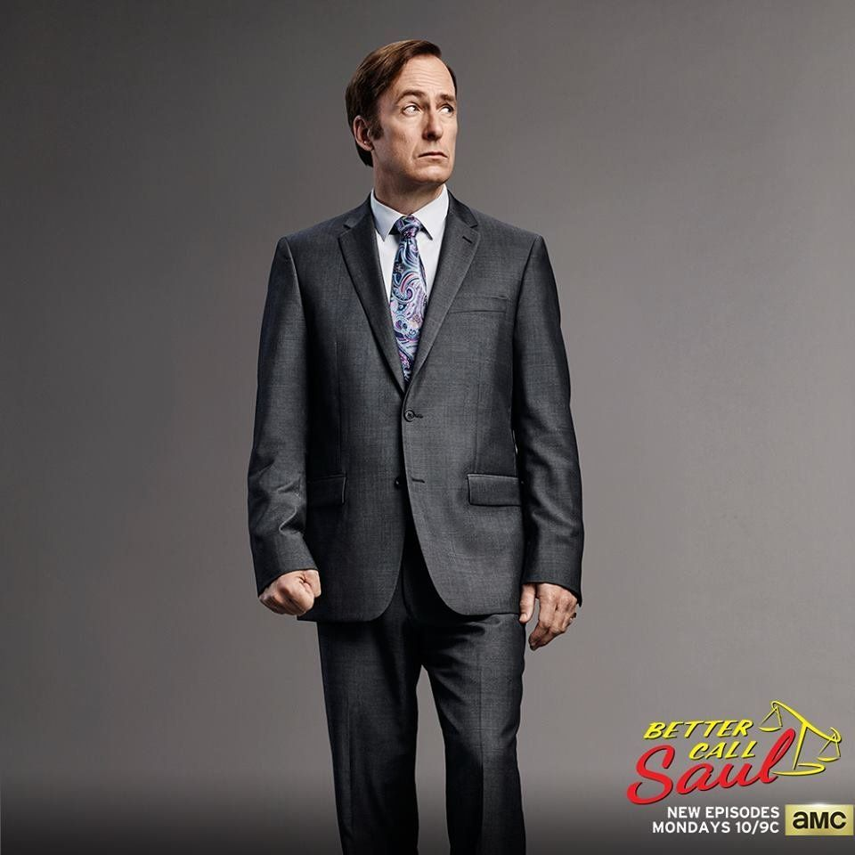 "Bob Odenkirk on AMC's ""Better Call Saul"""