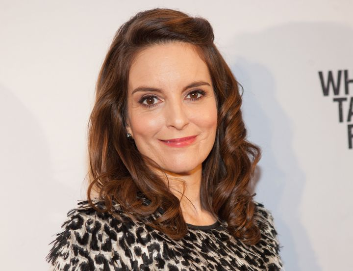 """When asked whether today was an """"amazing time for women in comedy,"""" Tina Fey kept it real."""