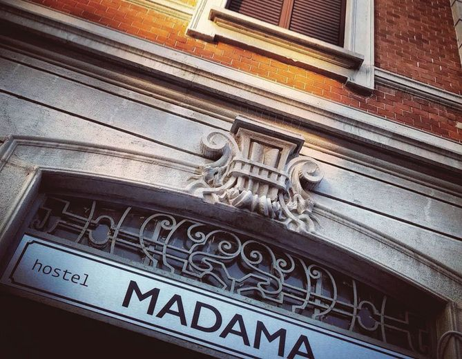 Madama Hostel and restaurant