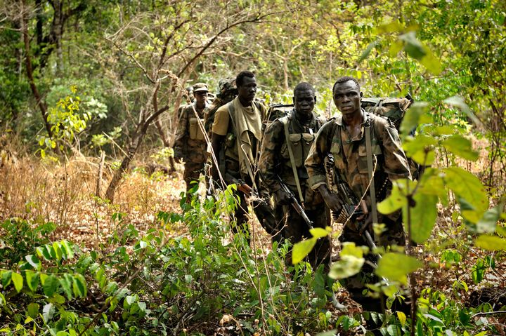 Followingmilitary setbacks, the LRA may be trying to refill its ranks with child soldiers, The Resolve's Paul Ronan sai